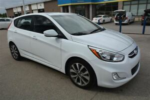 2017 Hyundai Accent GL/HATCHBACK/HEATED SEATS/BLUETOOTH/SUNROOF
