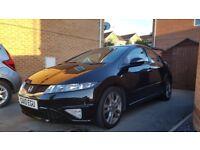Honda Civic | 2010 Plate 2.2 CTDI 140BHP