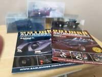 Batman Collectable Cars