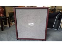 Zilla 4 x 12 cabinet with Celestion Vintage 30 and Creamback speakers