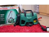 BOSCH AQT 33-11 PRESSURE WASHER (SELF PRIMING) ALMOST NEW