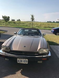 Rare 1987 Jaguar XJSC Cabriolet