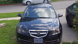 I am selling my 2008 acura tl fully loaded 3.2L v6 Come with 2 R