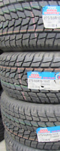 275/55/19 Passenger tires NEW tread 4 TIRES Toyo Open Country G0
