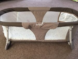 Summer Infant by Your Side Sleeper / Bassinet