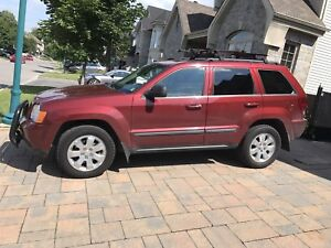 Jeep Grand Cherokee diesel 2008
