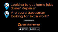 Get contractor quotes in minutes -- AS SEEN ON DRAGONS DEN