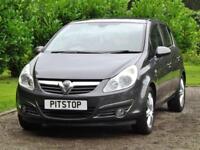 Vauxhall Corsa 1.2 SE 5dr PETROL MANUAL 2010/60
