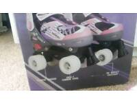 Great condition roller skates