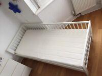 Ikea child bed