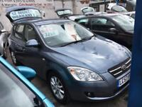 Kia CEED 1.6 *** ONLY 47,000 MILES! *** 12 MONTHS WARRANTY! ***