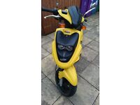 SPARES/REPAIRS MOTOR SCOOTER FOR SALE CHEAP