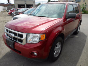 2012 Ford Escape XLT Certified