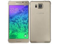 samsung galaxy alpha unlocked frosted gold 32gb