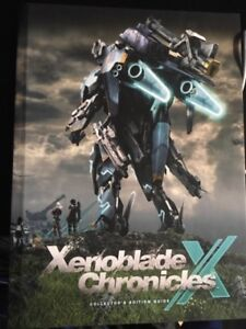 Great condition Xenoblade Chronicles X Game Guide