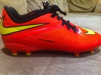 Nike football boots size 5