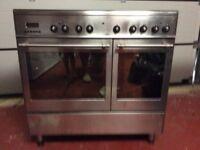 Capel range cooker