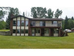 ACREAGE FOR SALE: 39054 Range Road 283, Red Deer County