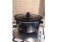 slow cooker morphy richards 3.5L