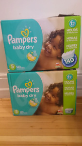 All kinds of diapers, Baby dry, training diapers and  more