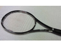 RARE NEW WILSON Pro Staff Series 95 Tennis Racket Racquet Grip 5 also have Fischer Prince Head Yonex
