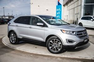 2016 Ford Edge Titanium - AWD - Emergency Communication System