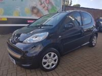 Peugeot 107(2011) 1.0 12v Urban 5dr Economical,Low Tax,Low Insurance,ONE LADY OWNER