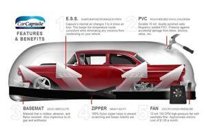 Car capsule -Indoor bubble car cover