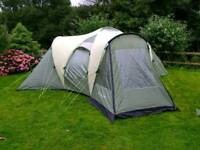 Outwell Hartford L 4 person tent