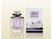 Brand new Gucci flora 100ml ultra violet