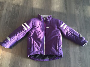Helly Hansen Winter Jacket size 4 T