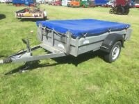 Graham Edwards car trailer