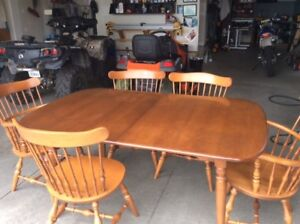 Vilas Dining Table Chairs