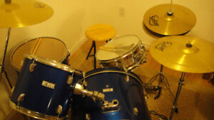 Network Percussion Drum Set (Sorry, it is ***SOLD!***)