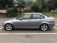 BMW 3 SERIES 318I ES 2005 2.0L Petrol Manual