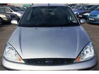 (((AUTOMATIC -LOW MILEAGE 74K ))) FORD FOCUS 1.6 *5 DOORS HATCHBACK*(VERY CLEAN CAR )*MOT-1 YEAR