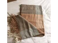 Next brand new scarf without tags very big and thick
