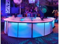 Mobile Bar Hire Wedding Bar Hire Free Bar Hire Cash Bar Hire Party Bar Hire LED Bar Hire Cheap Bar