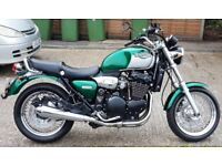 Triumph Legend 1999 V Reg. for quick sale.