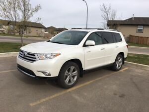 2012 Toyota Highlander LIMITED AWD SUV, Crossover