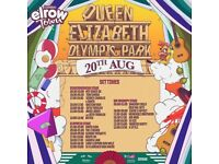 ELROW TOWN LONDON DAY TWO SET TIMES & OFFICIAL TICKETS £40