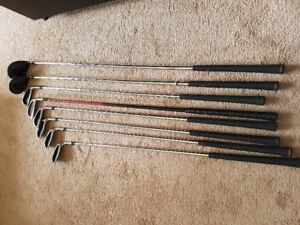 Wilson/Taylormade sets for sale!