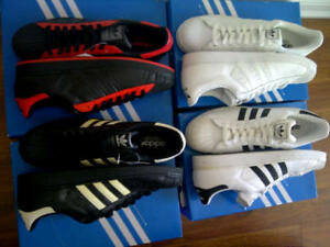 Big Feet? Hard to find shoes? Adidas in US size 19 - 4 pairs