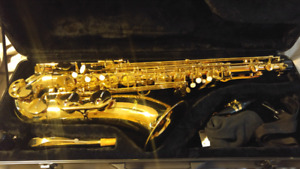 Special price - $299  - Tenor Sax in Mint Condition