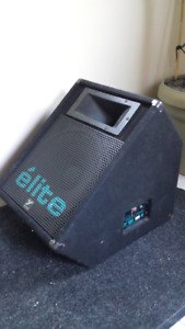 Elite Yorkville stage monitor/loudspeaker MUST SELL REDUCED