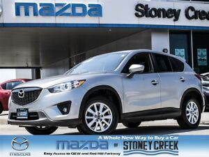 2014 Mazda CX-5 GS SUN,0.90% FIN,1 OWNER, ACCID FREE!