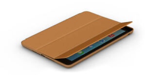 Ipad Air with leather smart case