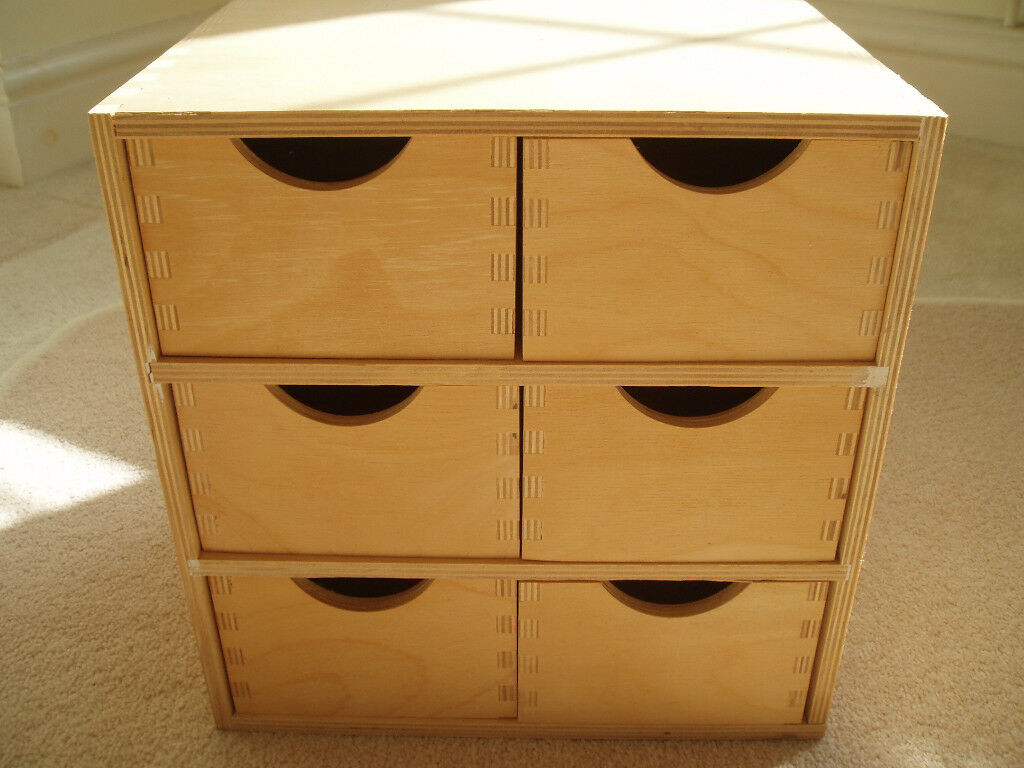 Ikea moppe or similar mini wooden chest of drawers