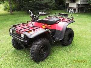 99 arctic cat 500 4x4, 5 speed, high low.excellent condition.