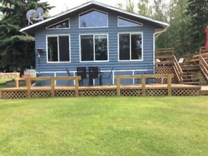 Cabin for sale at Garner Lake Alberta